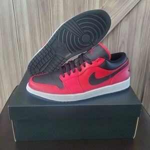 Jordan 1 Low 'Reverse Bred' Shoes